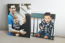 DIY <b>Photo Canvas</b> That Looks Exactly Like The Real Thing - Lovely ...