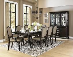 Silver Dining Room Set Pc Dining Set Formal Dining Room Design Ideas Rectangular Maple