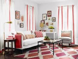 Modern Style Living Room Living Room Curtain Ideas Decorating Room Using 108 Inch