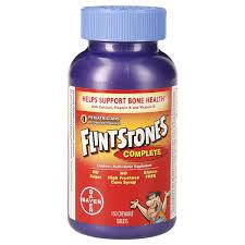 Flintstones <b>Complete Children's Multivitamin</b> Supplement, 150 ct ...