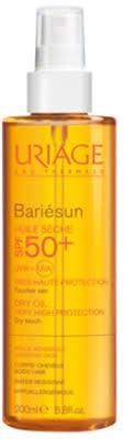 <b>Uriage</b> Солнцезащитное <b>сухое масло</b>-<b>спрей</b> для лица и волос ...