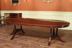 Oval Extension Dining Room Tables Round 60 Round Dining Table Round To Oval Mahogany Dining Table