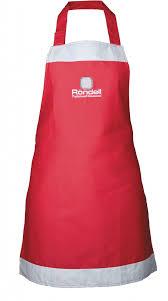 802 RDP <b>Фартук кухонный</b> х/б <b>RONDELL</b>, артикул: RDP-802 ...