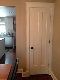 cabinets sliding doors afafbbe this little closet door was red in another life and sat primed and pin