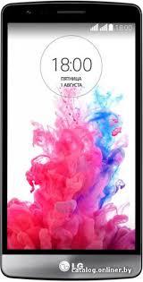 Смартфон LG G3 S Black [D724] купить в Минске