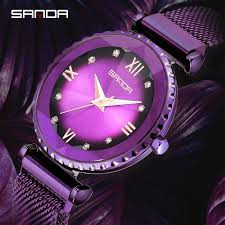 Sanda <b>Women</b> Quartz Watches <b>Luxury Ladies Crystal</b> Watch Top ...
