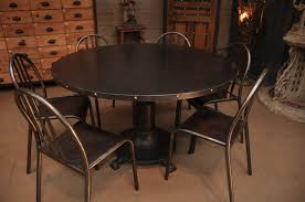 ideas industrial dining tables