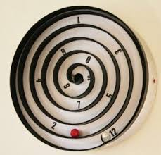 Small Picture Unusual Wall Clocks Foter