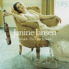 <b>Vivaldi</b>: The Four Seasons - <b>Janine Jansen</b>