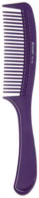 <b>Расческа Beauty с</b> ручкой 22см (фиолетовый) Dewal — купить ...
