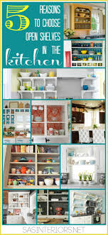 kitchen shelving decor pad  reasons to choose open shelves in the kitchen showcasing examples ide
