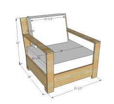 wood patio ana white outdoor wooden diy furniture plan from free plans to build outdoor lounge chair inspi