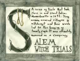 College Essays  College Application Essays   Essays on the salem     READ MORE Essay On Salem Witch Trials