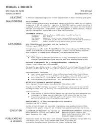 example of a one page resumes template example of a one page resumes