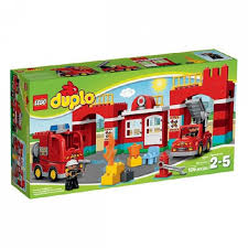 <b>Конструктор LEGO DUPLO</b> 10593 <b>Пожарная</b> станция, артикул ...