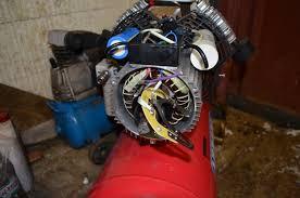 ПОЛОМКА <b>Воздушный компрессор Aurora</b> GALE-50 — DRIVE2