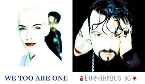 The <b>Eurythmics</b> album <b>We Too</b> Are One was released 30 years ago ...