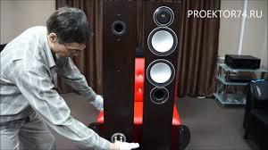Обзор <b>напольной акустики Monitor Audio</b> Silver 6 - YouTube