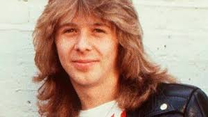 Clive Burr: 8 March 1957 – 12 March 2013. Andy is a Supajam writer who has been a small-fry at numerous Commerical, BBC and Student radio stations over the ... - clive-burr-rip
