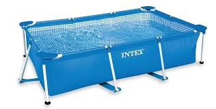 Каркасный бассейн <b>INTEX Rectangular Frame 300х200х75</b> см ...