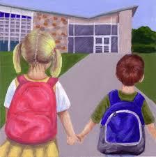 Image result for பள்ளியின் முதல் நாள்