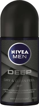 Nivea Men Deep <b>Dry</b> & Clean Feel Antiperspirant - <b>Дезодорант</b> ...