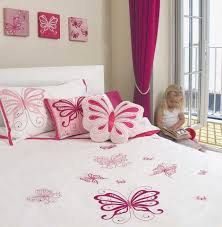 beautiful girl bedroom design charming kids room decor for girl with beautiful spring butterfly bed kids accessoriespretty teenage bedrooms designs teens