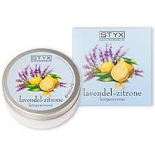 <b>STYX Body</b> Cream with Lavender & Lemon - 200ml