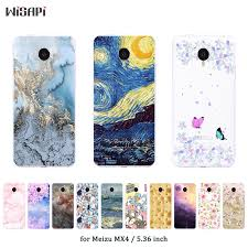 for Meizu MX4 <b>Case</b> New Back <b>Case</b> Fashion Printed <b>TPU Soft</b> ...