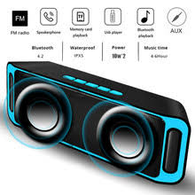 Best value Powerful Bluetooth Speaker for Outdoor – Great deals on ...