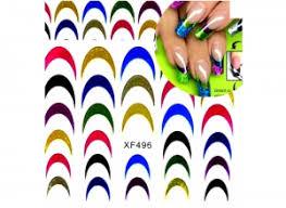 <b>Трафареты для дизайна</b> ногтей