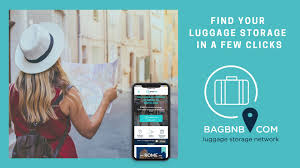 <b>Luggage storage</b> Los Angeles | BAGBNB