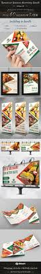 restaurant business advertising bundle volume by dotnpix restaurant business advertising bundle volume 16 restaurant flyers