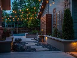 garden lighting caf lights andrea cochran landscape architecture san francisco ca area lighting flower bed