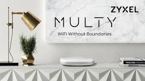 <b>Zyxel Multy X</b> Tri-Band WiFi System: WiFi without Boundaries ...