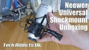 Neewer <b>Universal Shockmount</b> - YouTube