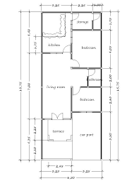 HOME RENOVATION PLANS   House AffairEXISTING FLOOR PLAN