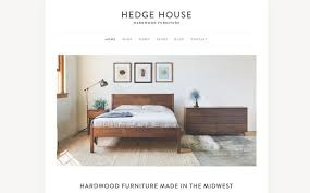 design screenshot best furniture websites design