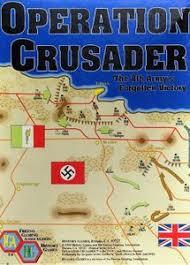 「Operation Crusader」の画像検索結果