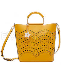 Купить <b>Сумка Xiaomi Carry O</b> French Leather Bag (желтый) в ...
