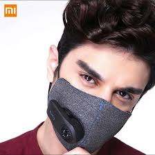 in Stock Xiaomi <b>Purely Anti</b>-<b>Pollution Air</b> Mask with PM2.5 550mAh ...