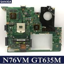 <b>KEFU</b> N53SV <b>Laptop motherboard</b> for ASUS N53SV N53SN N53SM ...