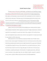 examples of essay papers responce paper cover letter cover letter examples of essay papers responce paperessay papers examples