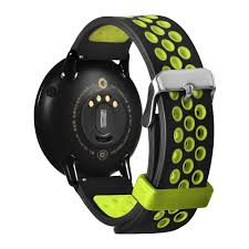 <b>TAMISTER</b> 22mm <b>Silicone</b> Strap for HUAMI Amazfit Smart Watch ...