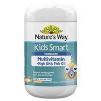 Buy Nature's Way <b>Kids</b> Smart <b>Complete</b> Multivitamin 100 Capsules ...