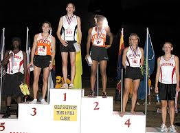 <b>...</b> 3rd Ashley Young TX, 1st <b>Stacy Slight</b> WY, 2nd Jazmine Dalton TX, <b>...</b> - girls800awards