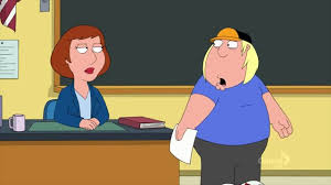 family guy chris writes a personal essay about his teacher family guy chris writes a personal essay about his teacher