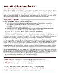 resume examples sample resume of interior decorator resume resume examples interior design resume template examples of interior design sample resume