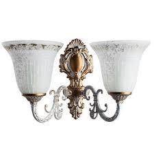 <b>Бра Arte Lamp</b> 1 A1032AP-2WG. — купить в интернет-магазине ...