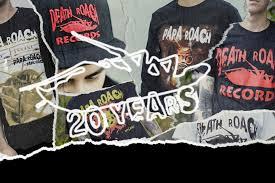 <b>Papa Roach</b>   Official Merch Store